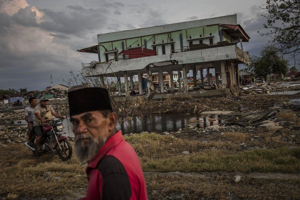 Endonezya'daki yıkıcı felaketten geriye kalanlar 3