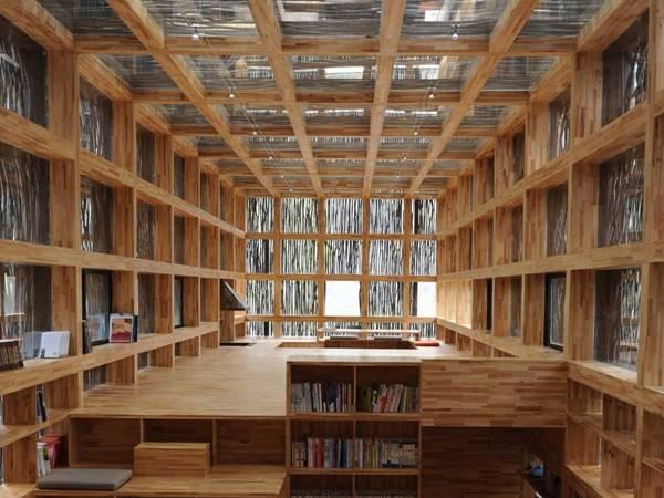 İnsanları okumaya teşvik eden 18 kütüphane 4