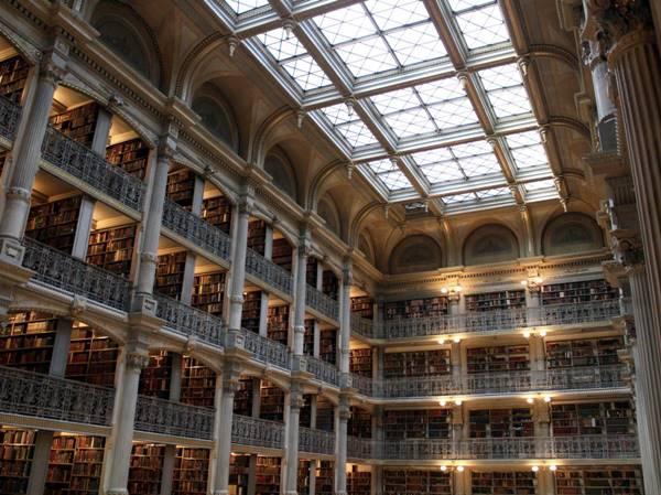 İnsanları okumaya teşvik eden 18 kütüphane 6
