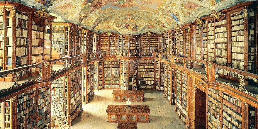 İnsanları okumaya teşvik eden 18 kütüphane