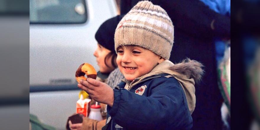 Suriye'de 8 yıllık savaşın sembol hale gelen çocukları 10