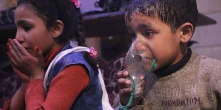 Suriye'de 8 yıllık savaşın sembol hale gelen çocukları 11
