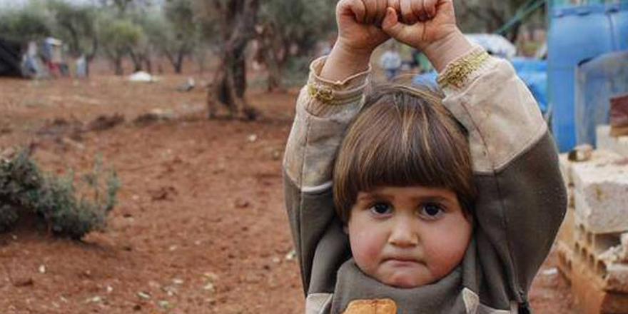 Suriye'de 8 yıllık savaşın sembol hale gelen çocukları 3