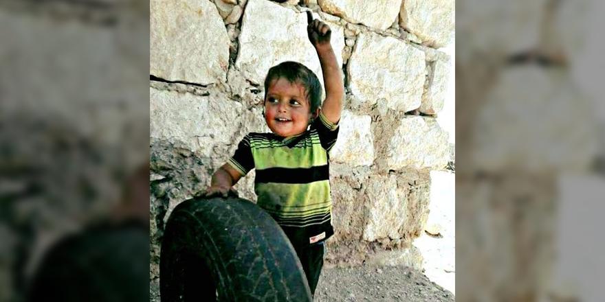 Suriye'de 8 yıllık savaşın sembol hale gelen çocukları 6