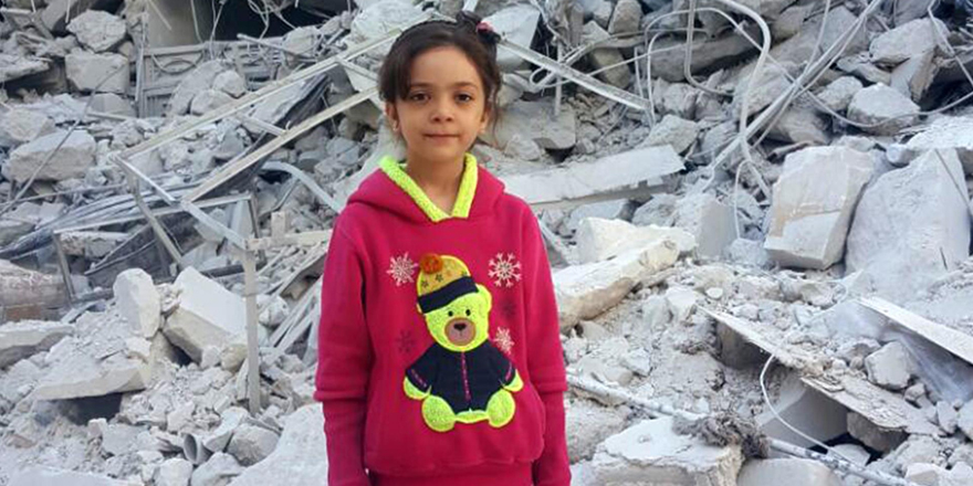 Suriye'de 8 yıllık savaşın sembol hale gelen çocukları 7