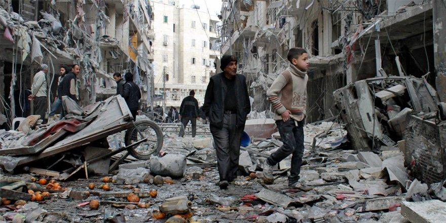 Suriye'de 8 yıllık savaşın sembol hale gelen çocukları