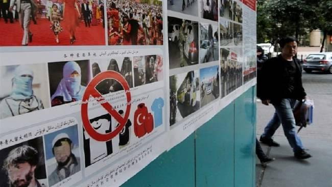 Doğu Türkistan'dan teyitli fotoğraflar 16