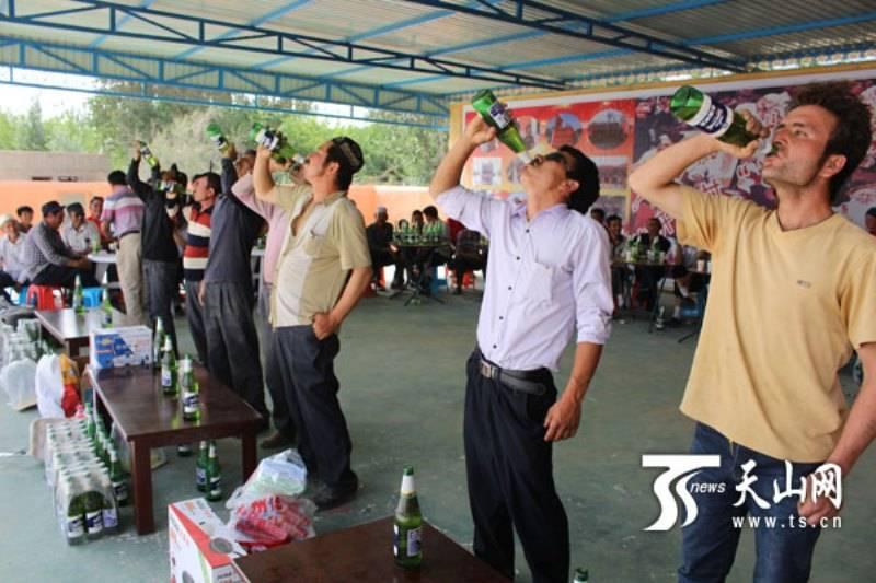Doğu Türkistan'dan teyitli fotoğraflar 3