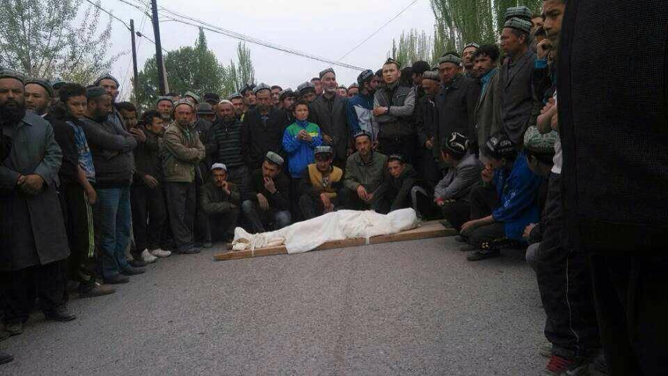 Doğu Türkistan'dan teyitli fotoğraflar 6
