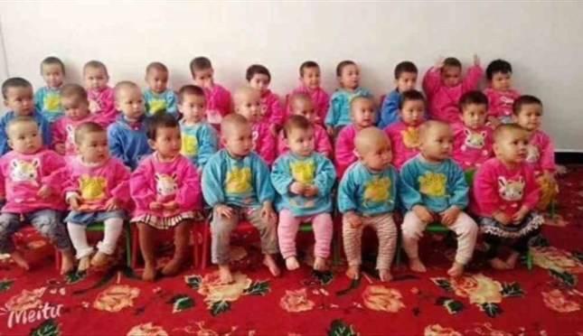 Doğu Türkistan'dan teyitli fotoğraflar 7