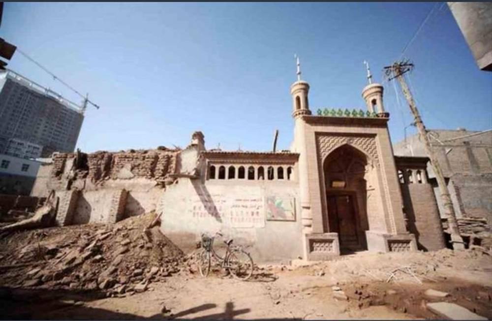 Doğu Türkistan'dan teyitli fotoğraflar 9