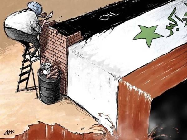 Amjad Rasmi'den 'güçlü karikatürler': Arap sokağı ve Orta 2