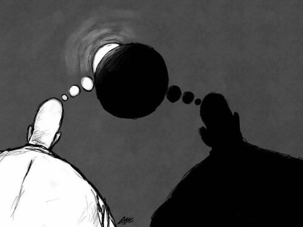 Amjad Rasmi'den 'güçlü karikatürler': Arap sokağı ve Orta 3