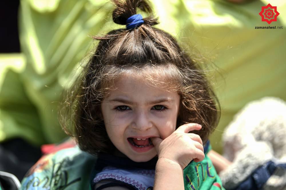 'Gönüllü olarak' Türkiye'den Suriye'ye geri gönderil 17