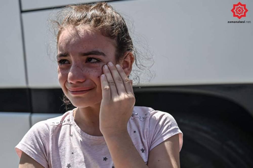 'Gönüllü olarak' Türkiye'den Suriye'ye geri gönderil 4