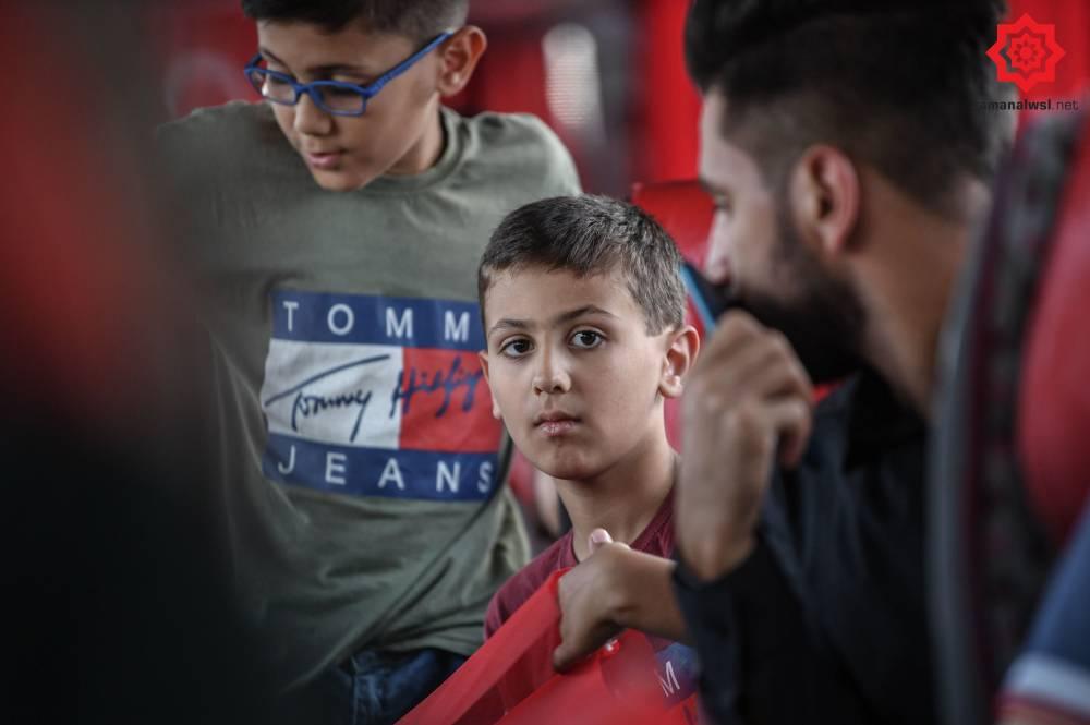 'Gönüllü olarak' Türkiye'den Suriye'ye geri gönderil 8
