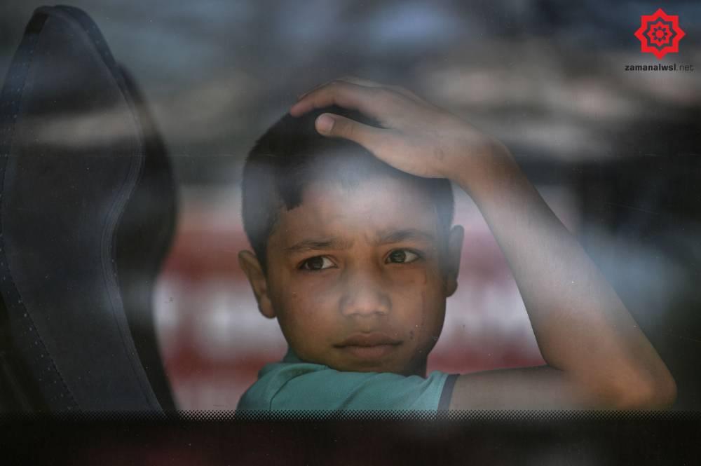 'Gönüllü olarak' Türkiye'den Suriye'ye geri gönderil 9