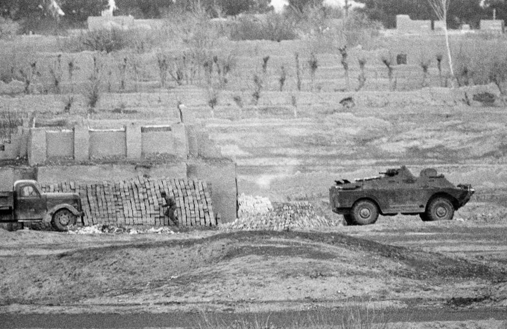 1979-1989: Fotoğraflarla Sovyet-Afgan Savaşı 11