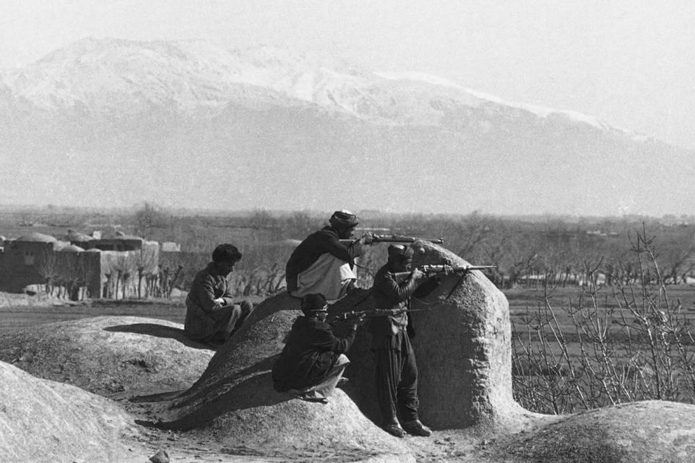 1979-1989: Fotoğraflarla Sovyet-Afgan Savaşı 14