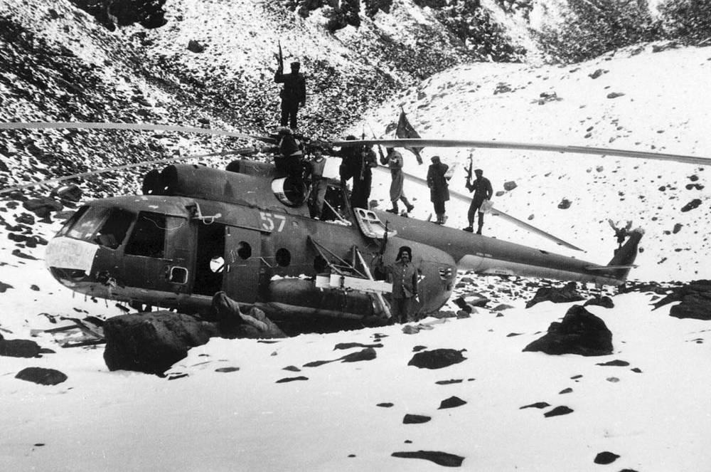 1979-1989: Fotoğraflarla Sovyet-Afgan Savaşı 27