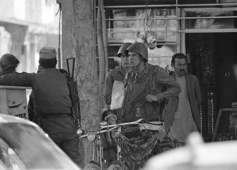 1979-1989: Fotoğraflarla Sovyet-Afgan Savaşı 29