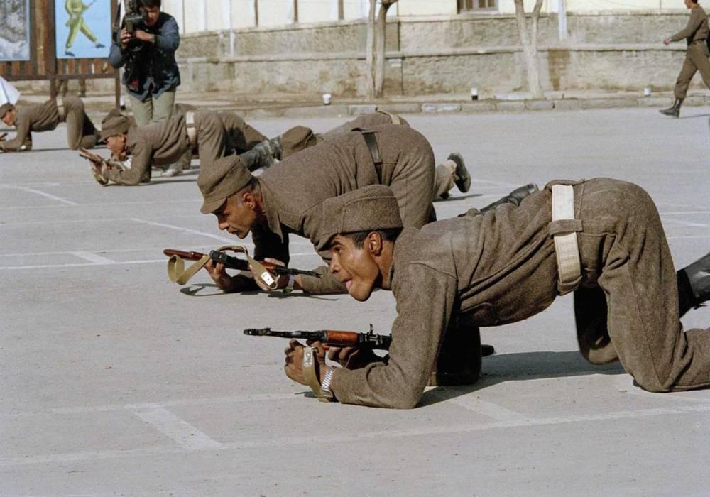 1979-1989: Fotoğraflarla Sovyet-Afgan Savaşı 35