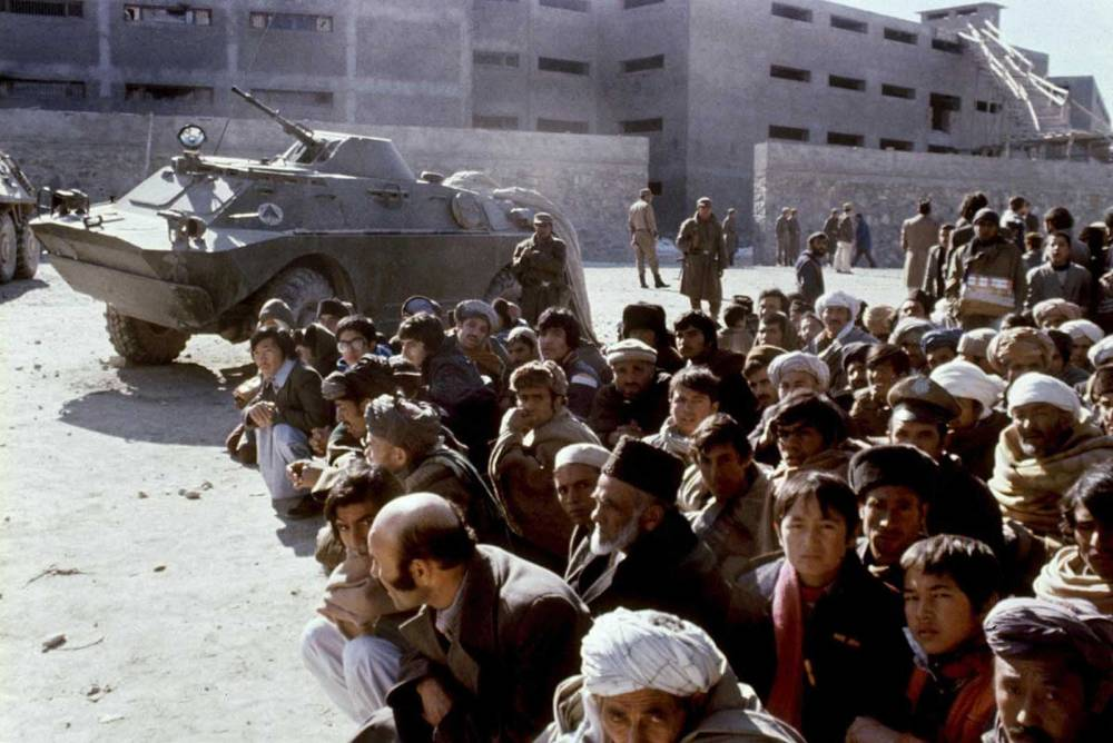 1979-1989: Fotoğraflarla Sovyet-Afgan Savaşı 4