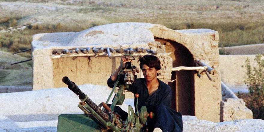 1979-1989: Fotoğraflarla Sovyet-Afgan Savaşı