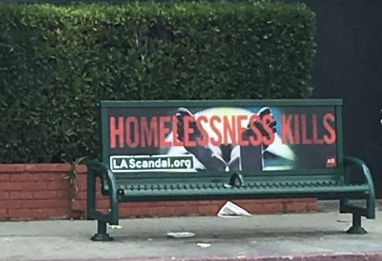 'Medeniyetin' evsizlerle savaşı 12