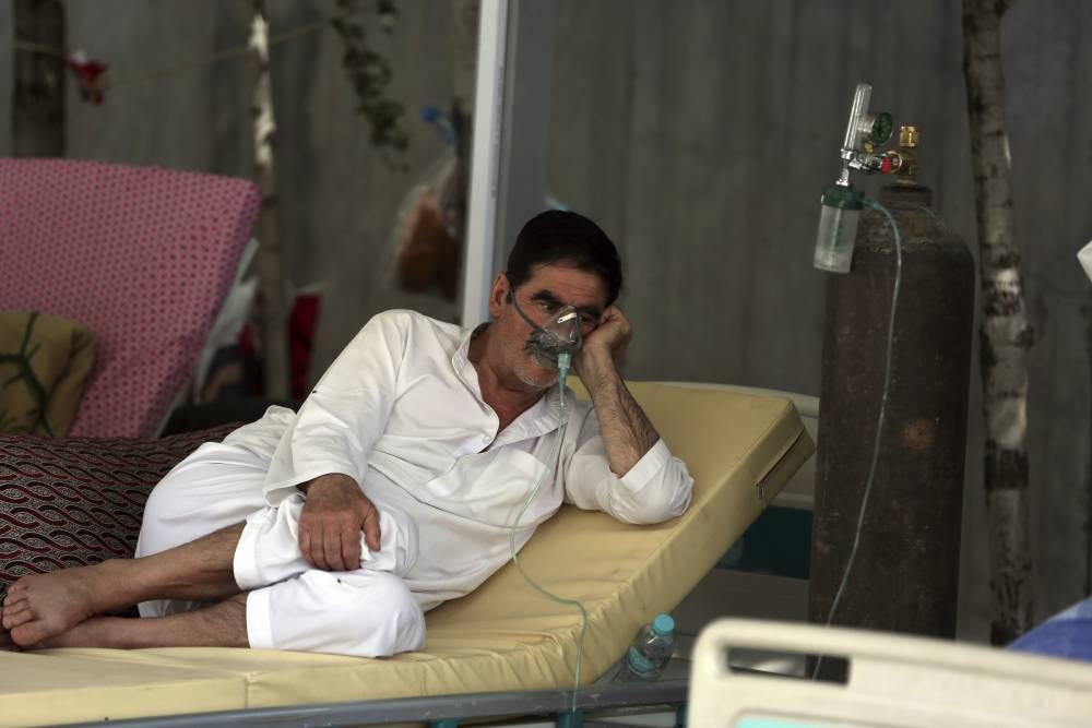Afgan halkı koronavirüsle mücadele ediyor 2