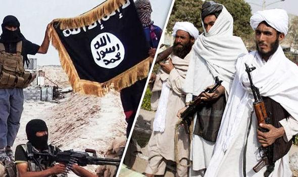 Taliban ve IŞİD arasında şiddetli çatışmalar