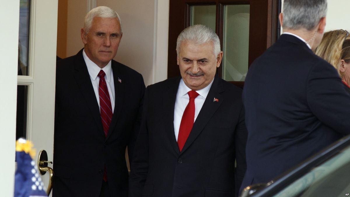 Beyaz Saray'dan Türkiye açıklaması: Yeni sayfa açılacak