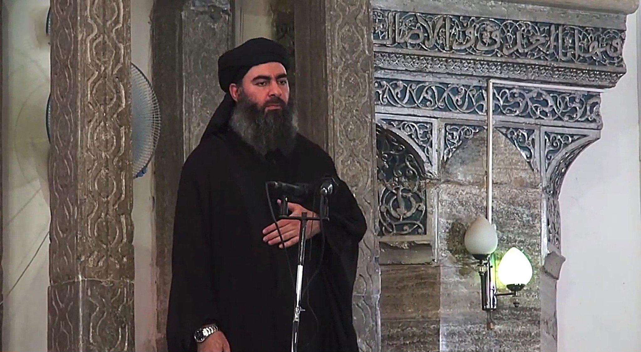 Hizbullah: Bağdadi Suriye'de görüldü