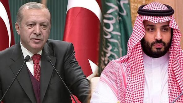 Erdoğan, Suudi prense yüklendi: İslam'ın ılımlısı olmaz