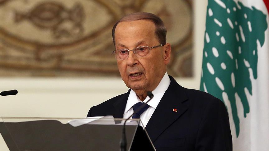 Lübnan Cumhurbaşkanı: Hariri'nin istifası kabul edilemez