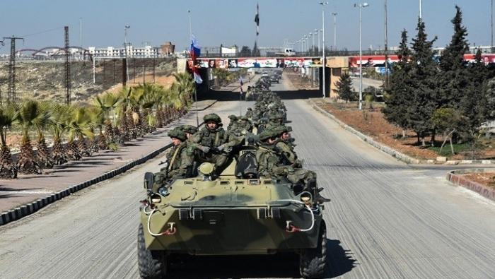 HTŞ'den Rus konvoyuna bombalı araç saldırısı