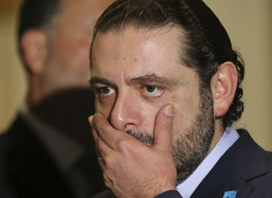 'Hariri istifa beyanını zorla okudu'