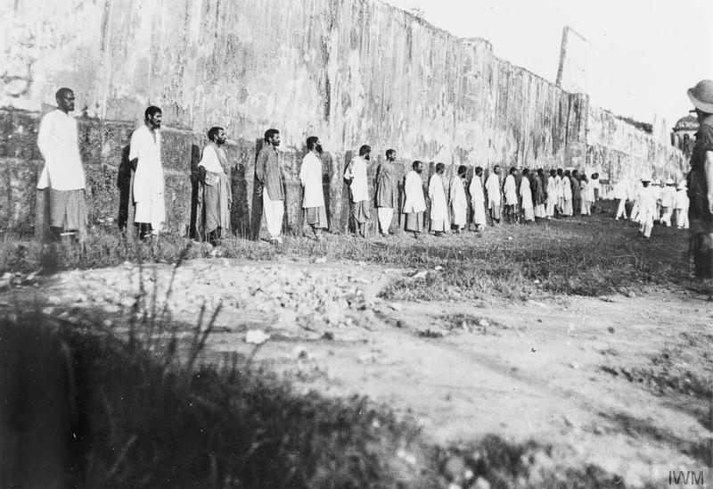 1915 Singapur İsyanı: Osmanlı'ya karşı savaşmak istemeyen askerler kurşuna dizildi