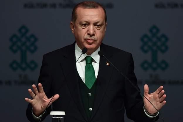 Erdoğan'dan ABD ve Rusya'ya: Suriye'den askerlerinizi çekin