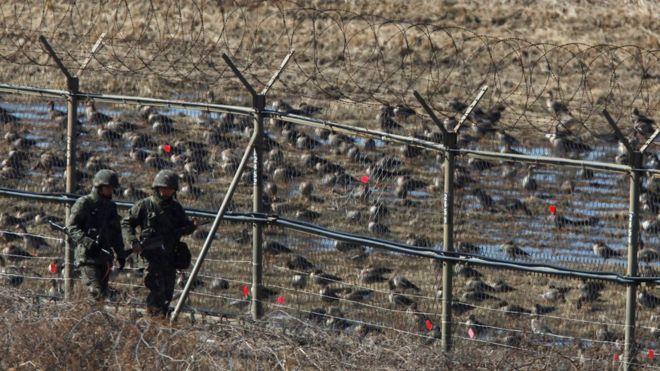 Kuzey Koreliler Güney Kore'ye kaçıyor