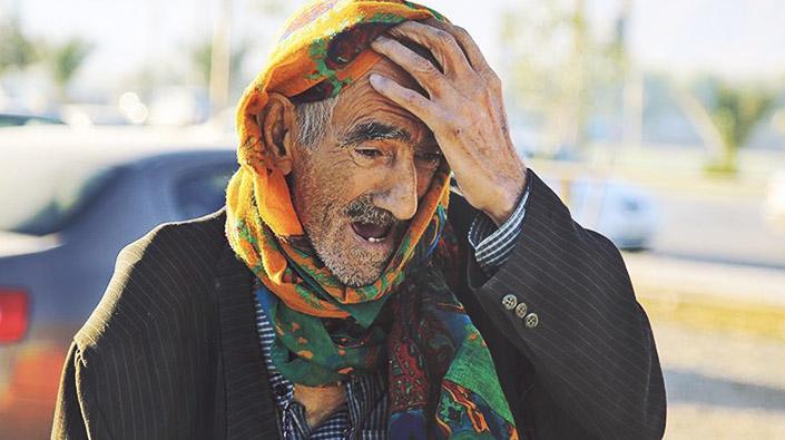 İran, Kürtlerin yarasını saramadı