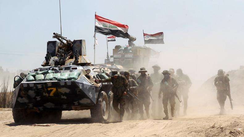 13 köy daha IŞİD'ten geri alındı