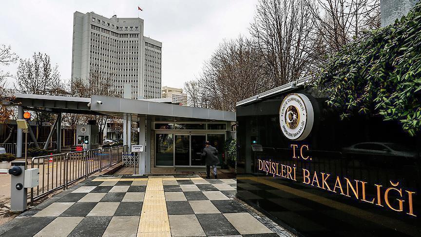 Türkiye'den ABD'ye Rıza Sarraf notası