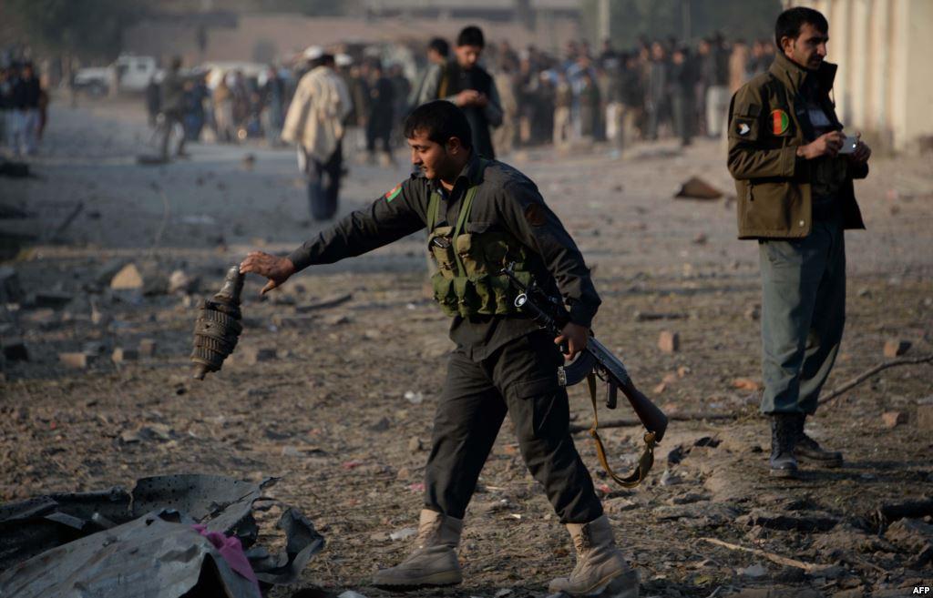 Kabil'de valinin katıldığı etkinliğe bombalı saldırı