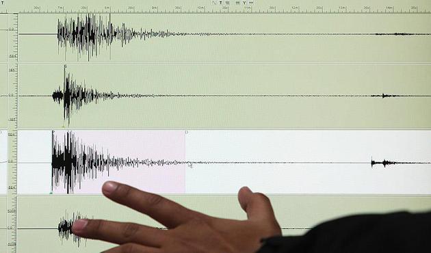 Çin'de şiddetli deprem