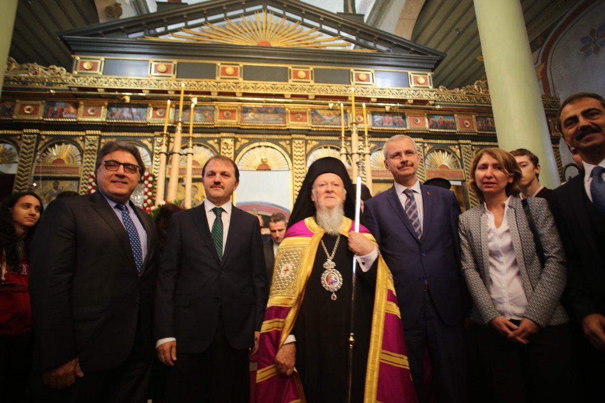 Kilise restorasyonu için 4 milyon TL harcandı