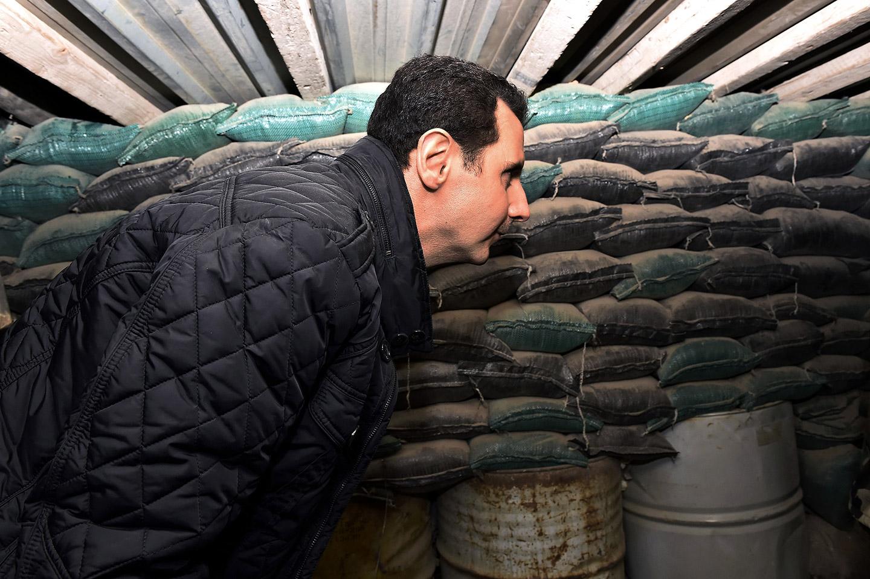 Esed rejiminde 'kahtı rical' krizi