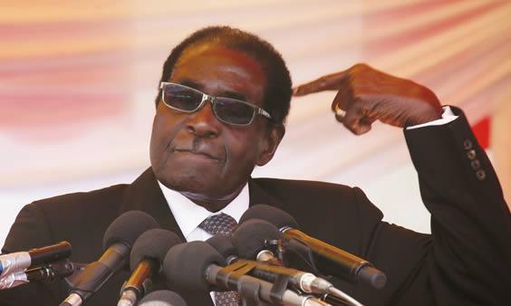 Zimbabve'nin 'devrik' başkanı: Görevimin başındayım