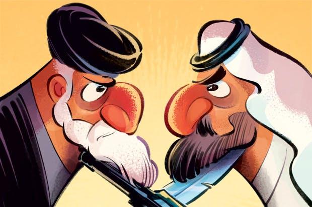 Suudi Arabistan'ın İran handikabı: 'Düşman bulmak' kolay, savaşmak zordur