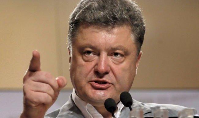 Poroşenko: Rusya'ya karşı her türlü eyleme hazırız